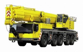 LIEBHERR LTM 1200 200Т