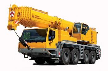 LIEBHERR LTM 1090 90Т