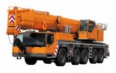 LIEBHERR LTM 1160 160Т