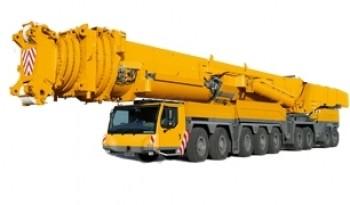 LIEBHERR LTM 1400 400Т
