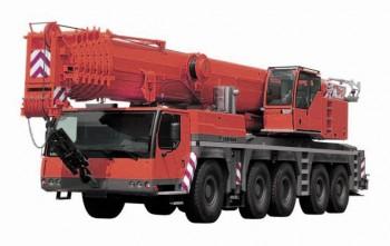 LIEBHERR LTM 1250 250Т